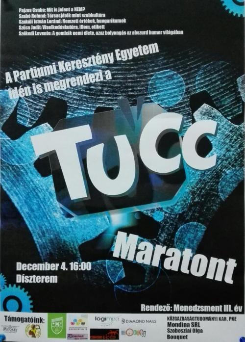 Tucc Maraton